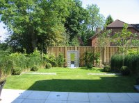Contemporary Family Garden, Totteridge