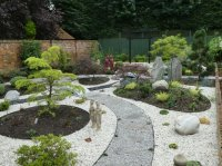 Japanese Garden - Gerrards Cross