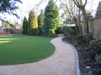 Traditional Garden, Rickmansworth